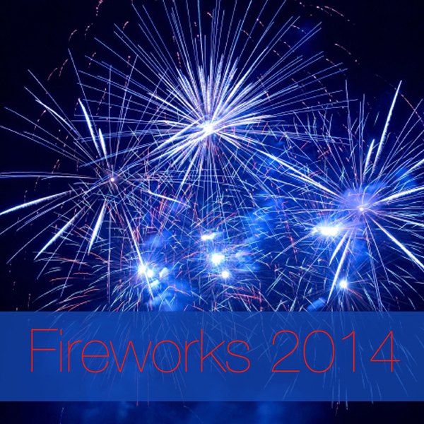 2014 4th Of July Fireworks Displays in The Catskills and Hudson Valley photo