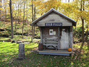 high falls ny attractions