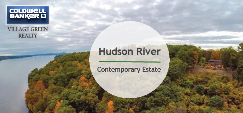 A Hudson River Estate at a Surprising Price | Hudson River Views You Can Afford! photo
