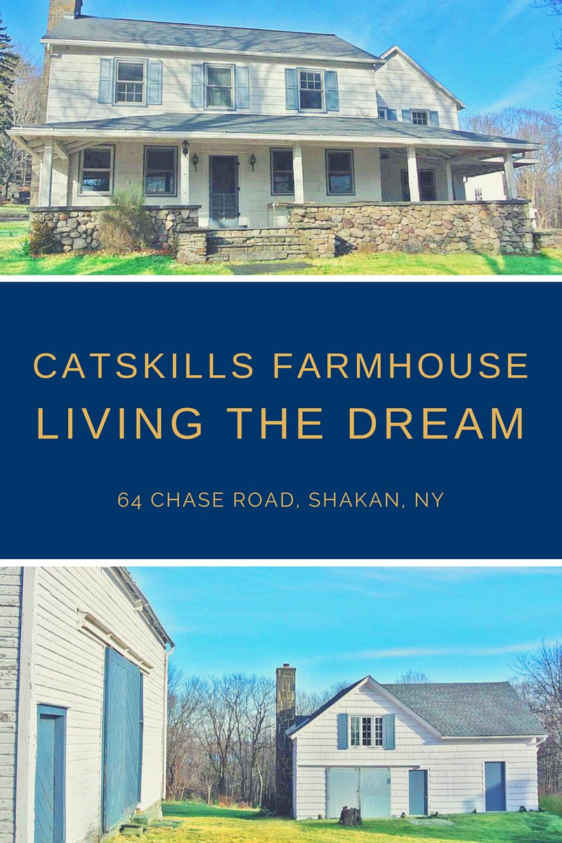 Living The Farmhouse Dream | Catskills Real Estate in Shokan photo