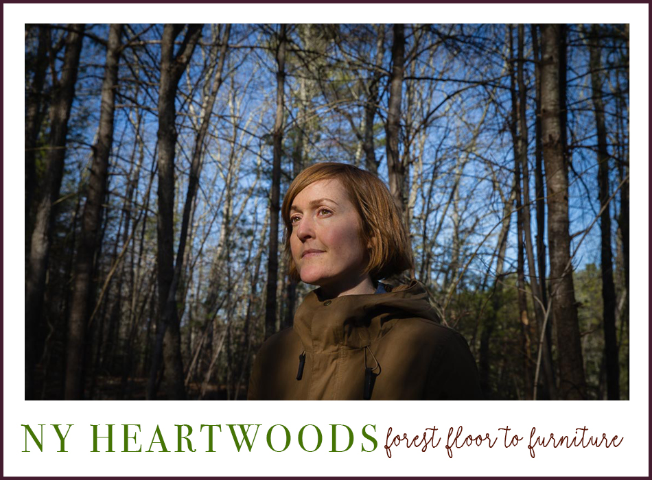 An Interview With Megan Offner of NY Heartwoods | Kingston NY photo