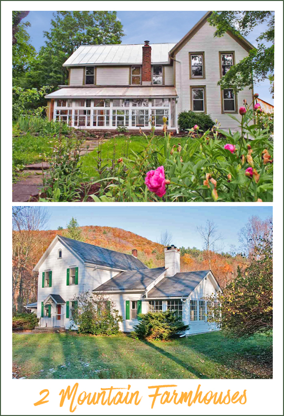 2 Mountain Farmhouses | Ulster County Real Estate photo