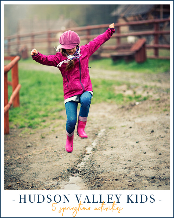 5 Outdoor Spring Activities For Kids in The Catskills and Hudson Valley photo