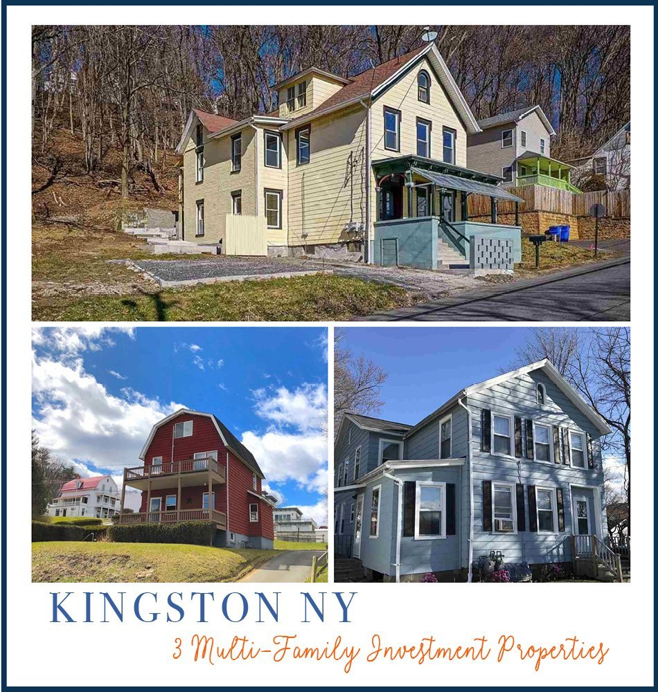 3 Kingston Area Multi-Family Properties For Sale photo