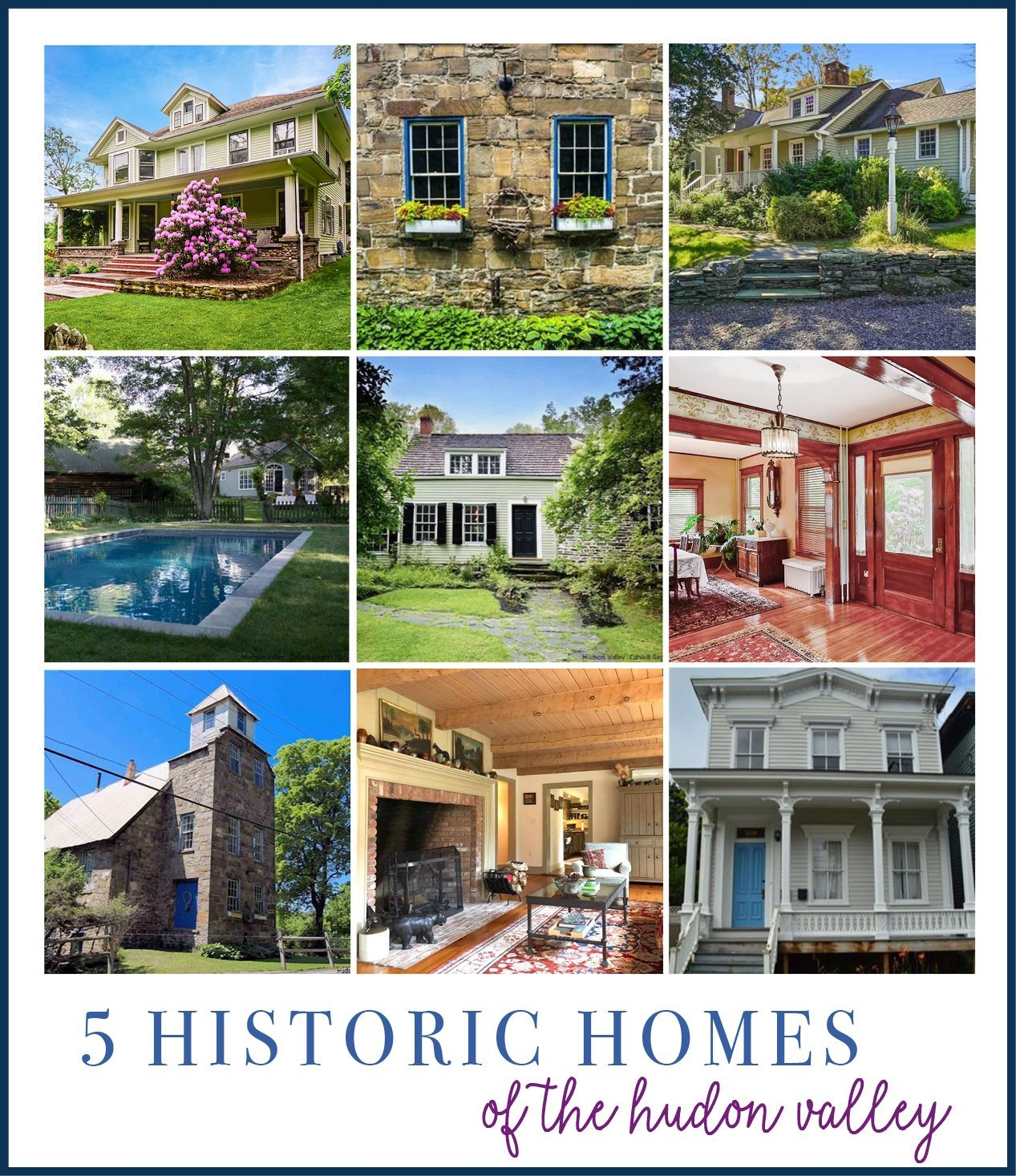 5 Hudson Valley Homes With History photo