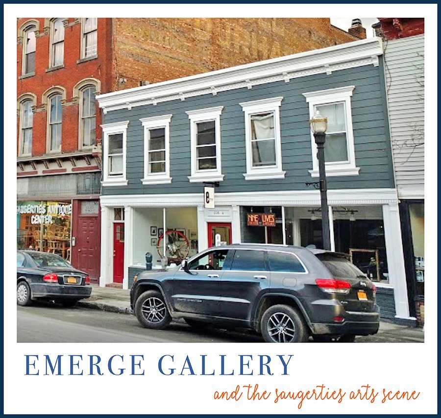 Emerge Gallery in Saugerties NY