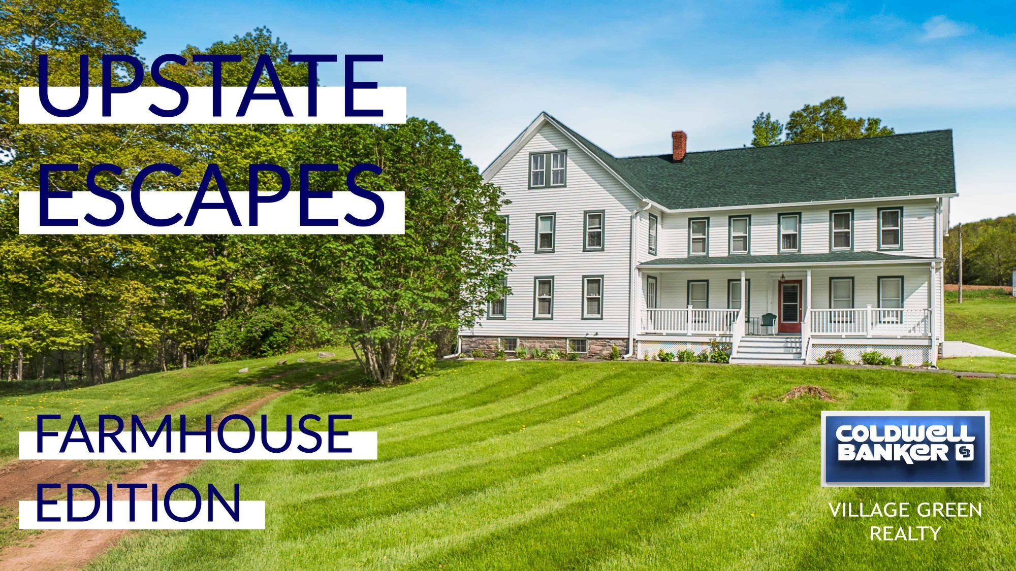 Farmhouses For Sale In The Catskills