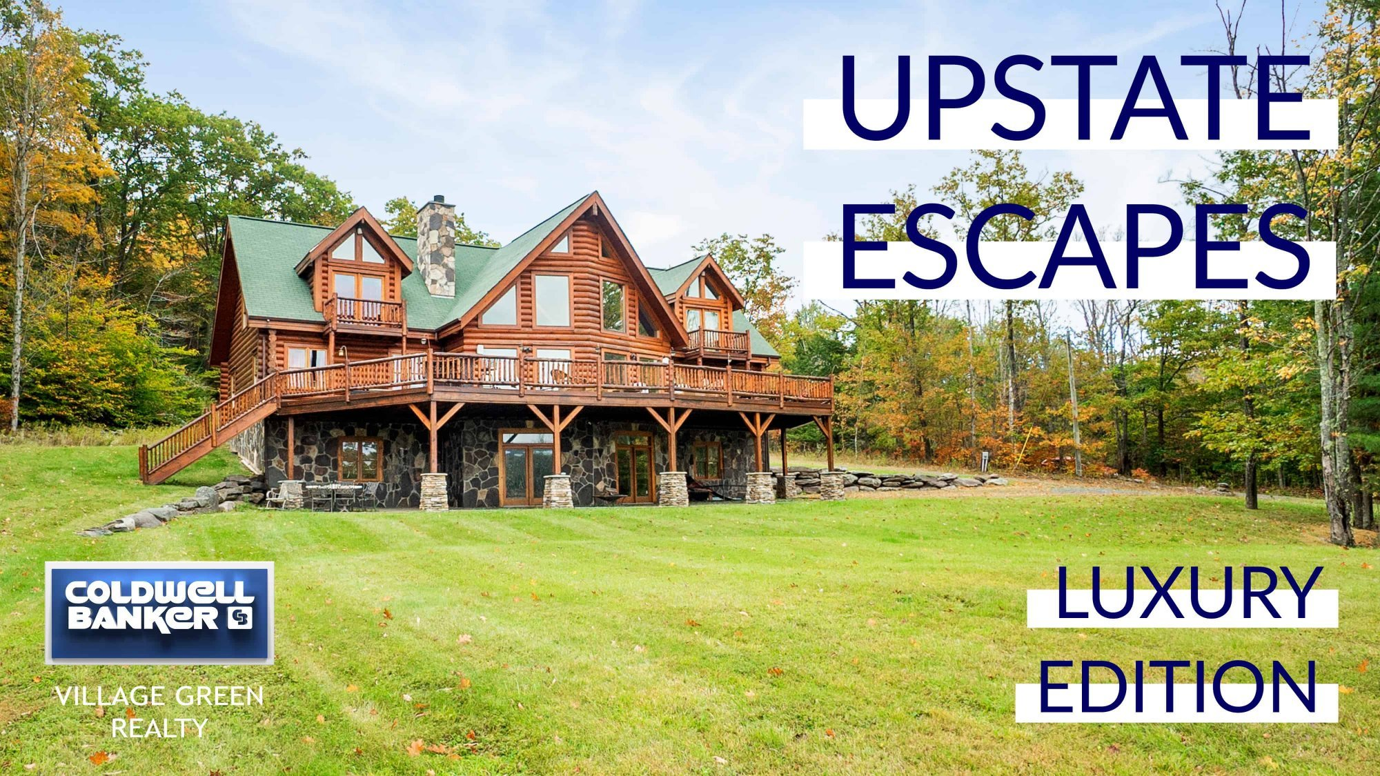 Luxury Homes For Sale In The Catskills