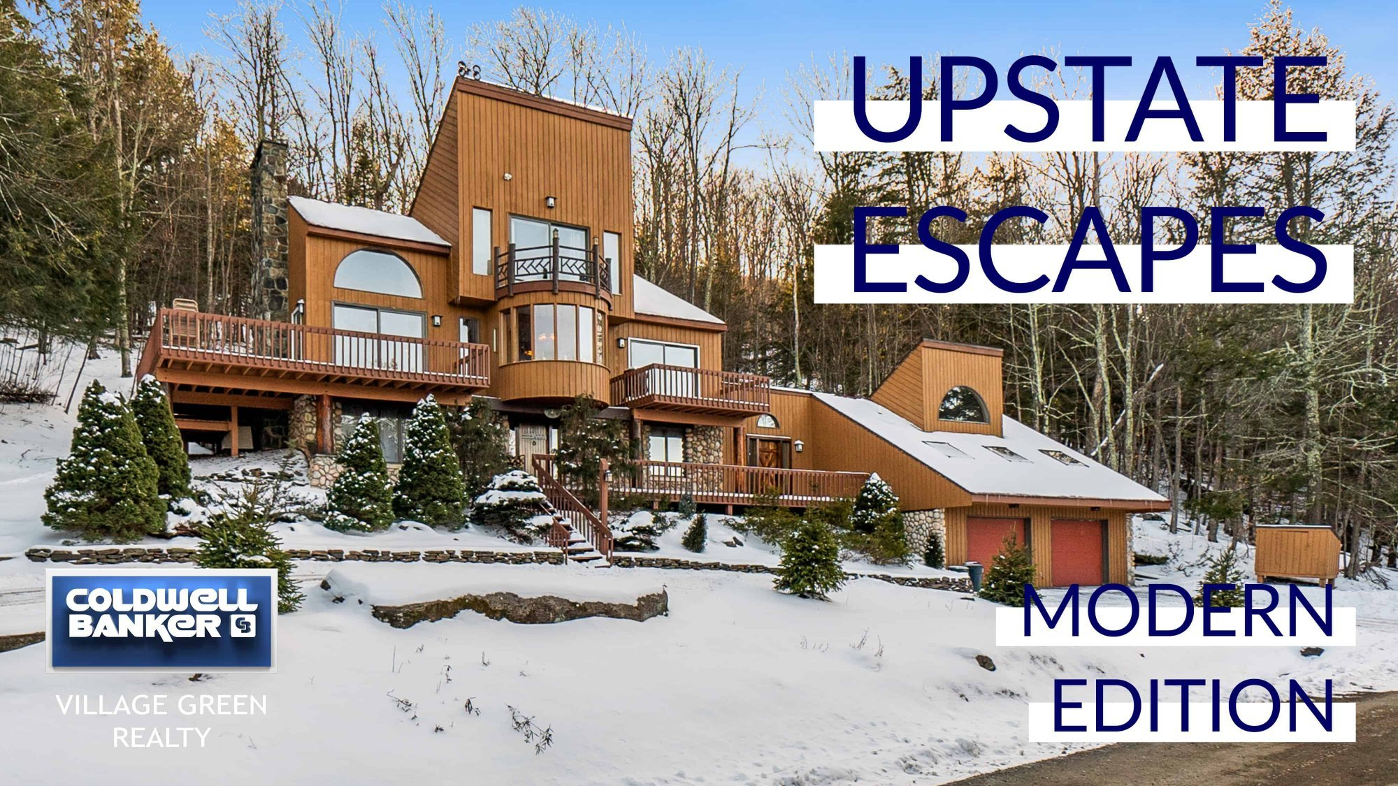 Modern Homes For Sale In The Catskills