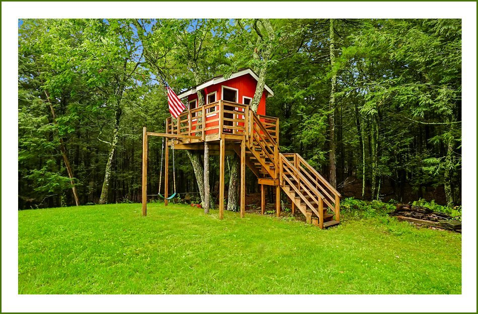 Catskills Tree Houses