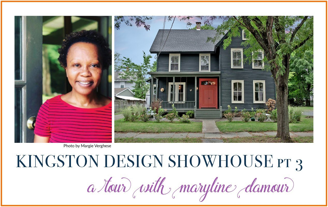 Maryline Damour Kingston Design Connection Design Showhouse
