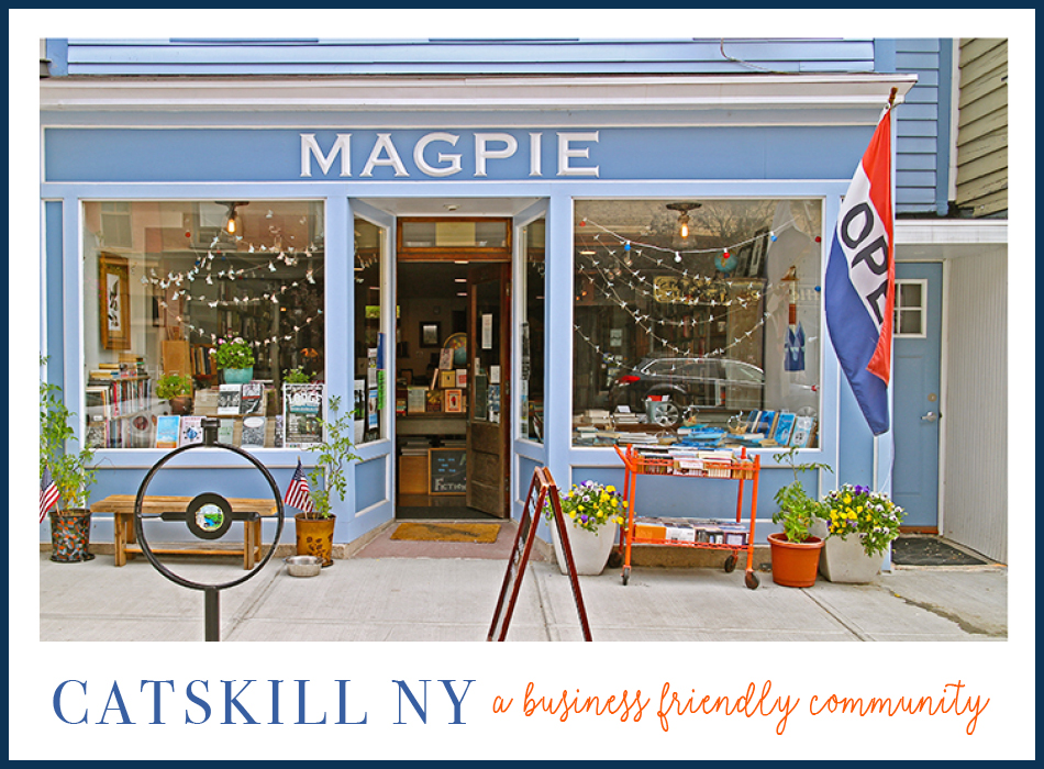 Upstate Update: Catskill's Magpie Books photo